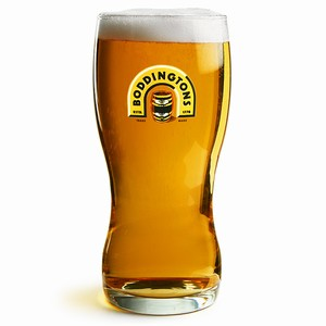 Boddingtons Pint Glasses CE 20oz / 568ml