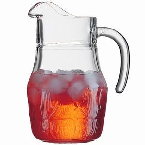 Fleur Glass Jug 458oz 13ltr Pack Of 6