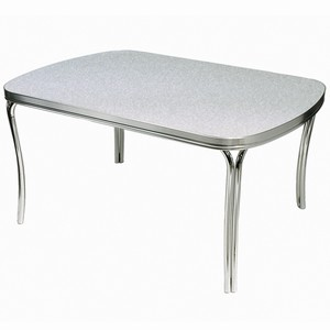 Cash Dining Table Grey Crackle