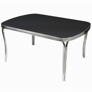 Cash Dining Table Black