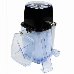 Combination Ice Crusher and Bucket