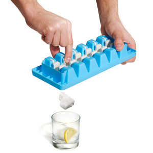 Quick Snap Ice Tray Blue