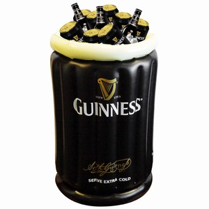 Guinness Inflatable Can Cooler