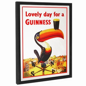 Image of Guinness Toucan Mirror
