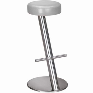 Selva Commercial Bar Stool Grey