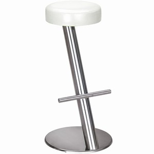 Selva Commercial Bar Stool White