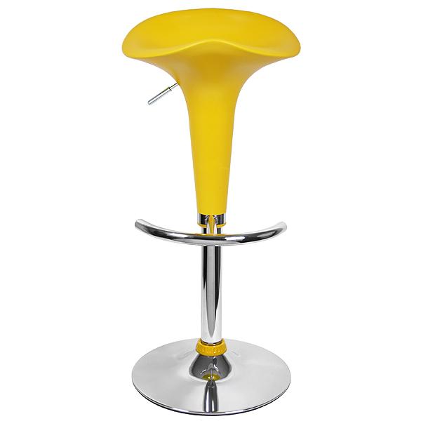 Pod Bar Stool Yellow Drinkstuff