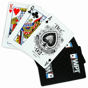 WPT Playing Cards