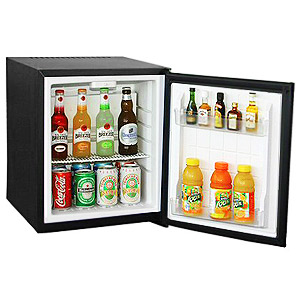 Caldura Mini Fridge 30ltr Black