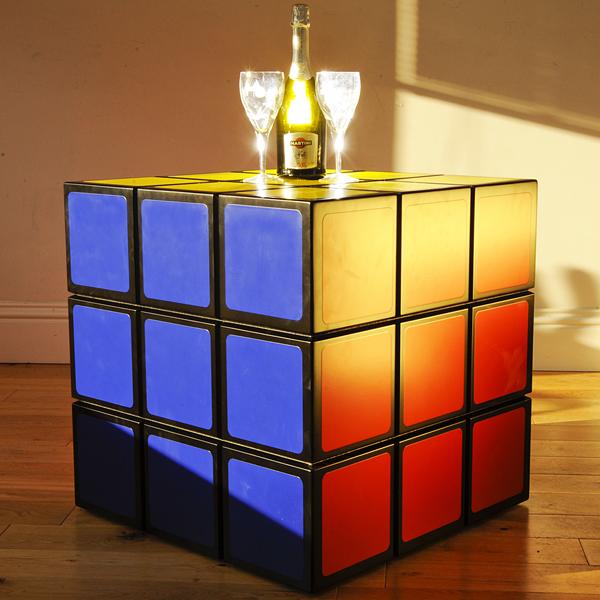 rubiks cube in martini - photo #19