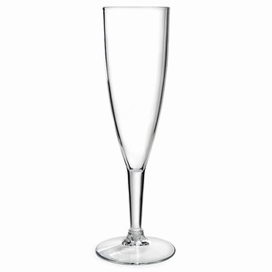 Acrylic Champagne Flute 8.8oz / 250ml