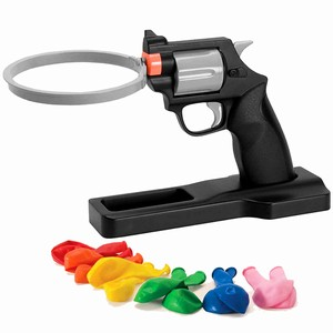 Party Balloon Russian Roulette Gun