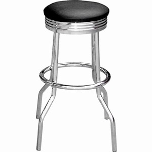American Dinerware Bar Stool