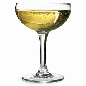 Elegance Coupe Champagne Glasses 5.6oz / 160ml