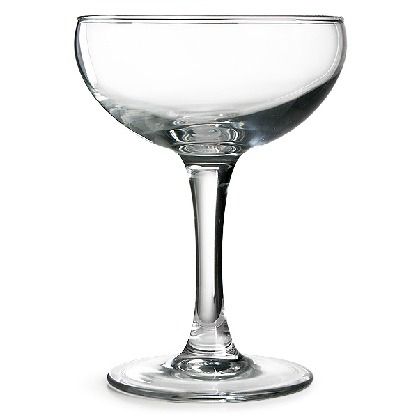 elegance coupe champagne glasses 160ml champagne saucers champagne stemware buy at. Black Bedroom Furniture Sets. Home Design Ideas