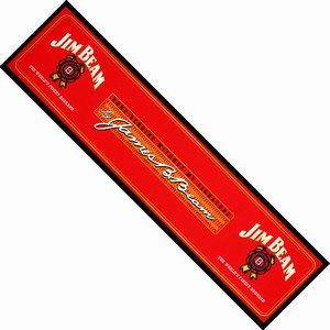 Jim Beam Wetstop Bar Runner