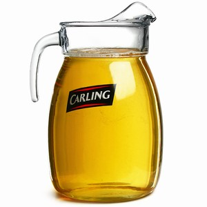 Carling 4 Pint Pitcher CE 80oz / 2.27ltr