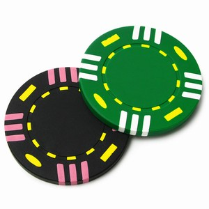 Striped Drink Tokens