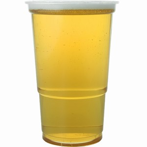Disposable Pint Tumblers LCE at 20oz / 568ml