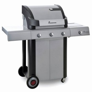 Cronos Three Burner Gas Barbeque
