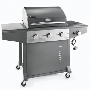 Avalon Three Burner Gas Barbecue