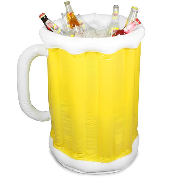 Inflatable Beer Mug Cooler Drinkstuff