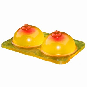 Novelty Boob Shaped Jelly Mould