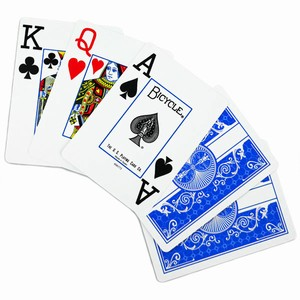 Bicycle Prestige Playing Cards Blue
