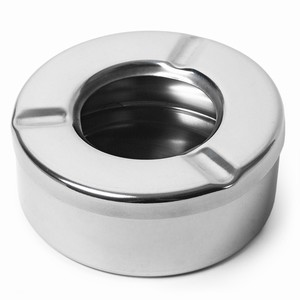 Windproof Ashtray Stainless Steel