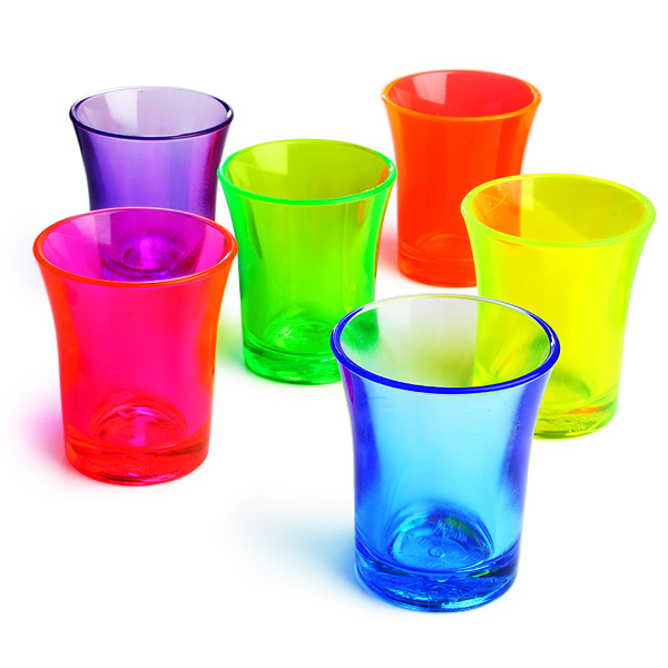 I swallow gay shot glasses