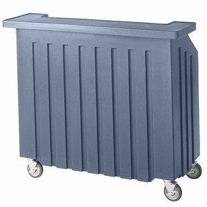 Cambro Portable Bar 540 Slate Blue