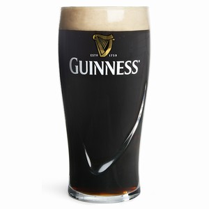 Guinness Pint Glasses CE 20oz / 568ml