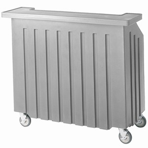 Cambro Portable Bar 540 Light Grey
