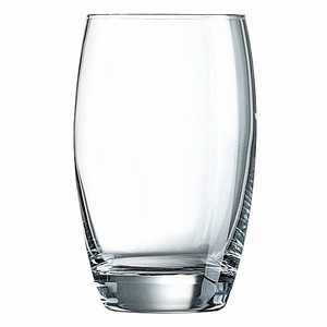 Salto Clear Hiball Glasses 175oz 500ml Pack Of 6