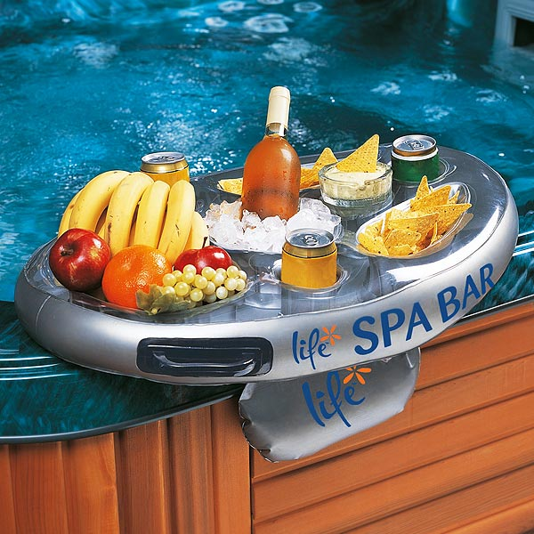 Drinks Tray For Hot Tub