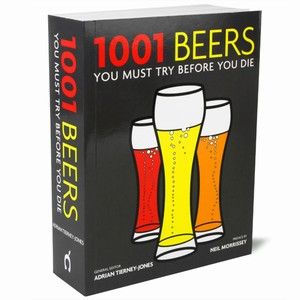 1001 Beers You Must Try Before You Die Book
