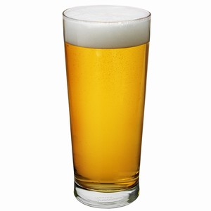 Custom Nucleated Premier Beer Glasses CE 20oz / 568ml