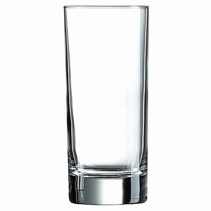 Custom Nucleated Islande Hiball Glasses CE 10oz / 290ml