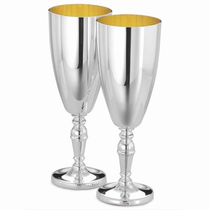 Tall Champagne Goblets 6.3oz / 180ml