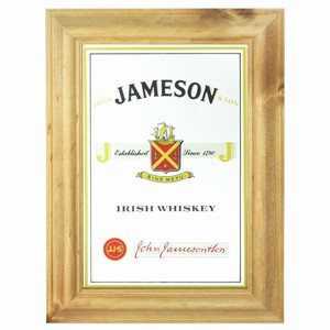 Jameson Irish Whiskey Bar Mirror