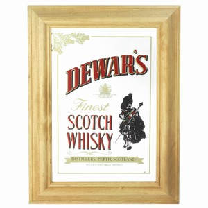 Dewar's Scotch Whisky Bar Mirror