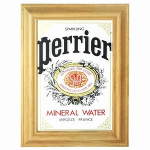 Perrier Water Bar Mirror