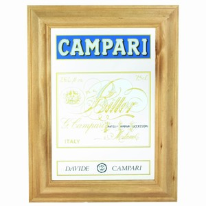 Campari Bar Mirror