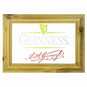 Guinness Signature Bar Mirror