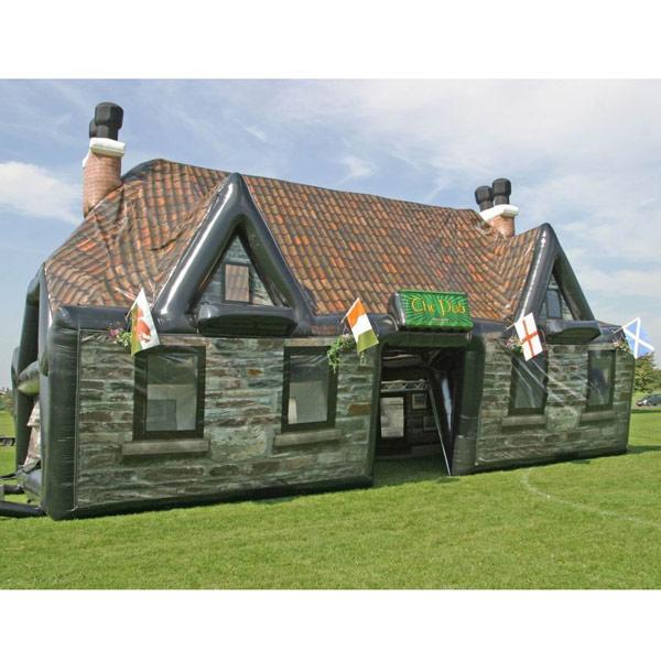 Scottish Pub Bar: Buy Inflatable Pubs Building