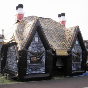 The Barrel Inflatable Pub