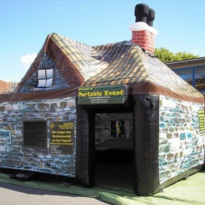 The Kilderkin Inflatable Pub