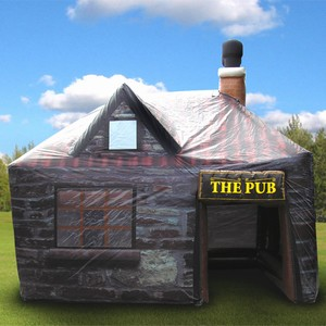 The Firkin Inflatable Pub