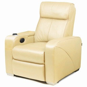 Premiere Home Cinema Chair Cream