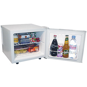 Caldura Mini Fridge 17ltr White